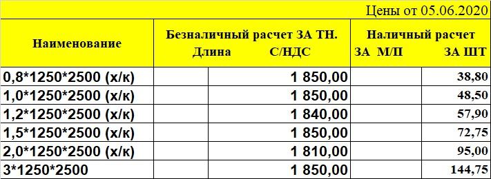 price-list-h-k